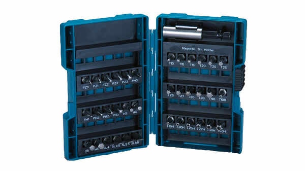 Makita B-28606 Assortiment d'embouts 37 pieces pas cher