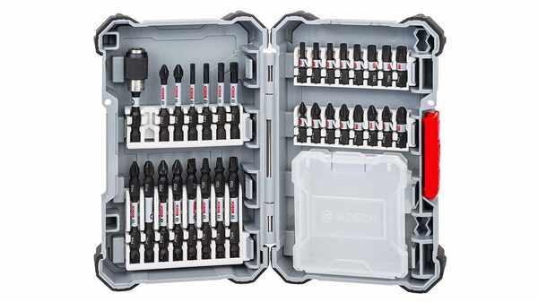Bosch 2608522366 Coffret comprenant 31 unités de vissage Impact pas cher
