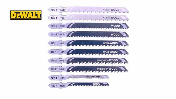 test et avis lame de scie sauteuse dewalt DT2290 pas cher