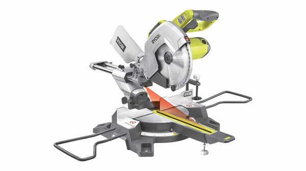 Test et prix scie à onglets radiale EMS305RG Ryobi 305 mm