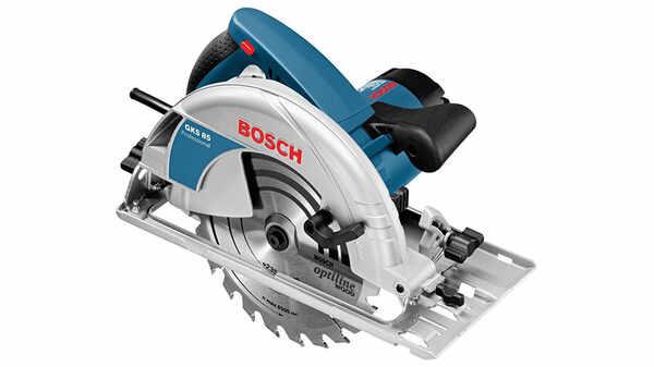 Test et avis de la scie circulaire GKS 85 Bosch professional prix pas cher