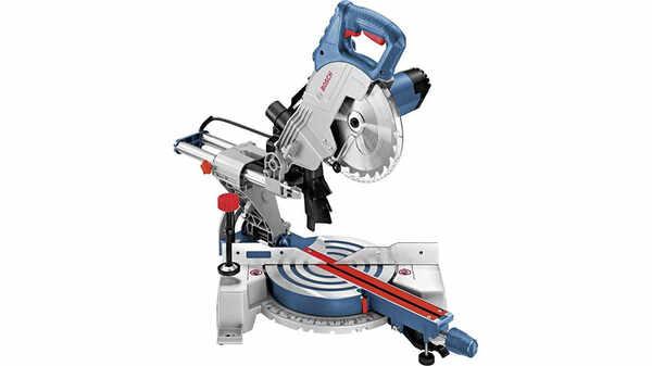 test et prix Scie à onglets radiale GCM 800 SJ 0601B19000 Bosch Professional