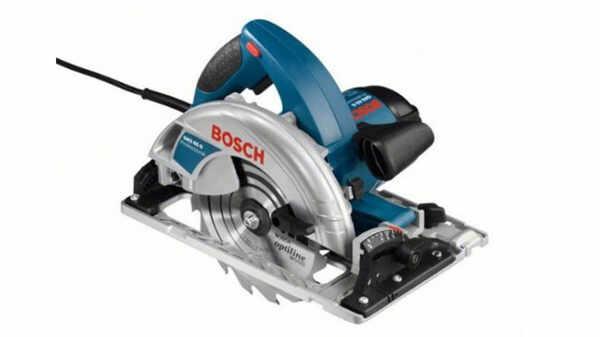 Test et avis de la scie circulaire GKS 65 G Bosch professional prix pas cher
