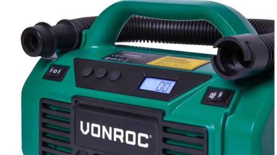Compresseur d'air VONROC S2_CR503DC