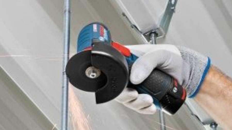 Meuleuse Bosch GWS 10,8-76VEC