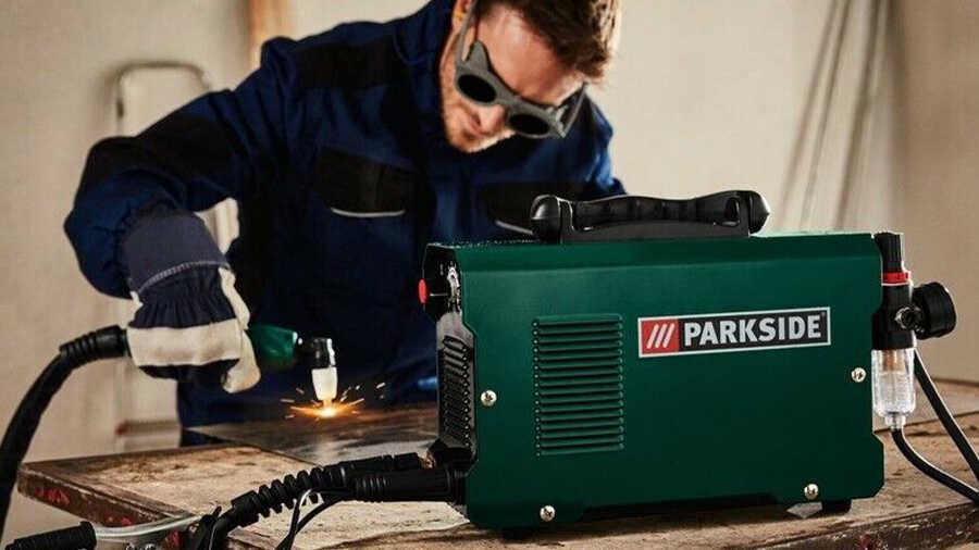 Découpeur plasma PPS 40 B2 Parkside