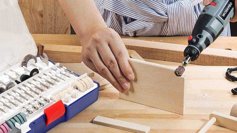 Coffret d'outils W124054A WorkPro