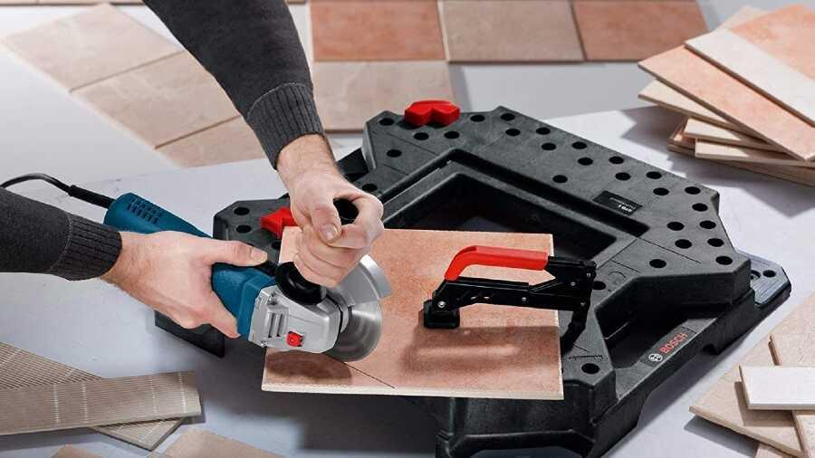 Meuleuse GWS 1400 Bosch