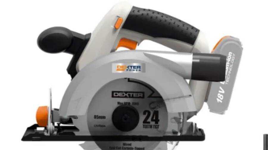 Scie circulaire sans fil Dexter Power 74237233
