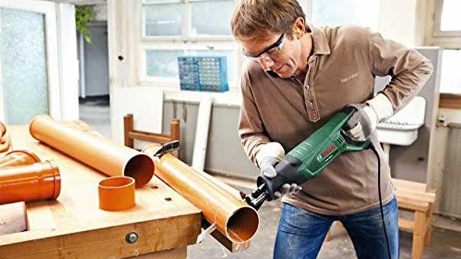La scie sabre électrique PSA 900 E 06033A6000 Bosch