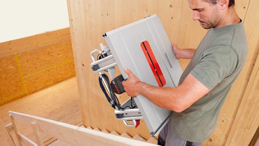 Scie sur table Filaire Bosch GTS 10 JRE