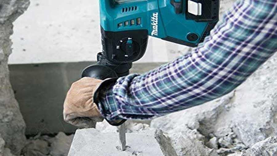 Perforateur burineur Makita DHR264RM2