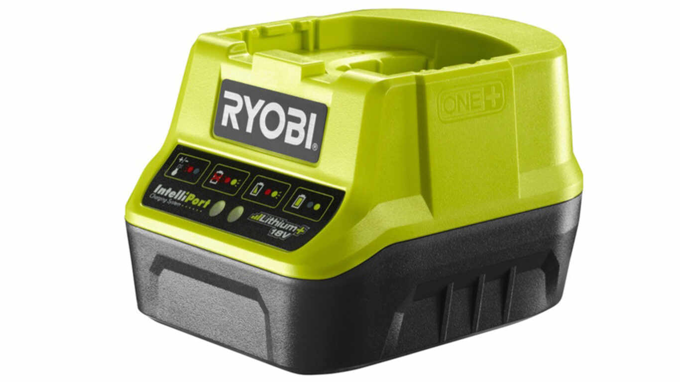 Chargeur rapide RC18-120, 2 A Ryobi