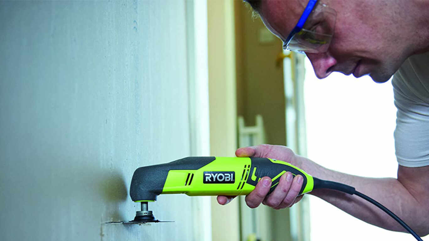 L'outil multifonctions multitool RMT200-S Ryobi