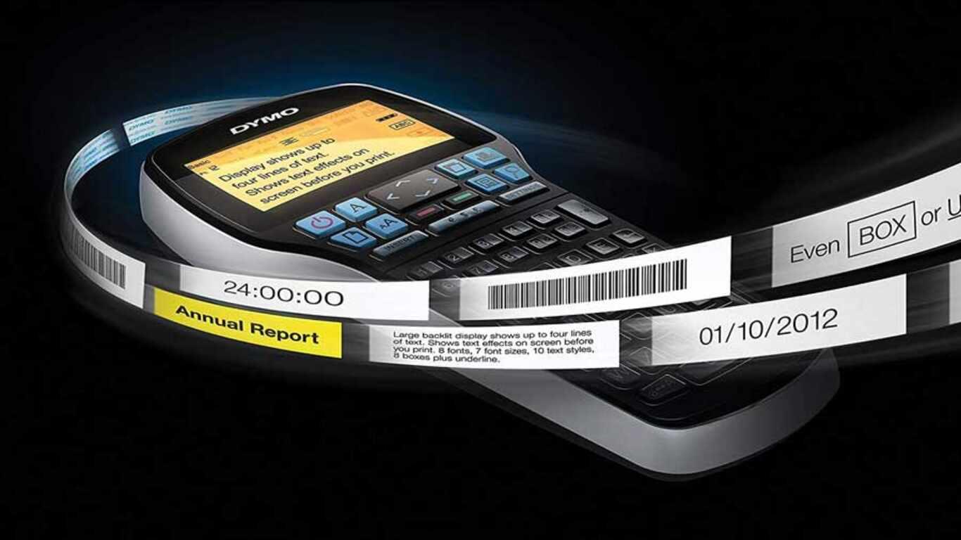 Étiqueteuse Dymo LabelManager 420P