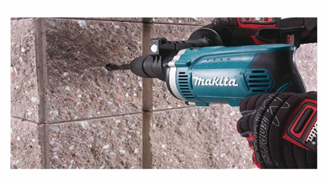 Perceuse visseuse filaire Makita HP1631KX3