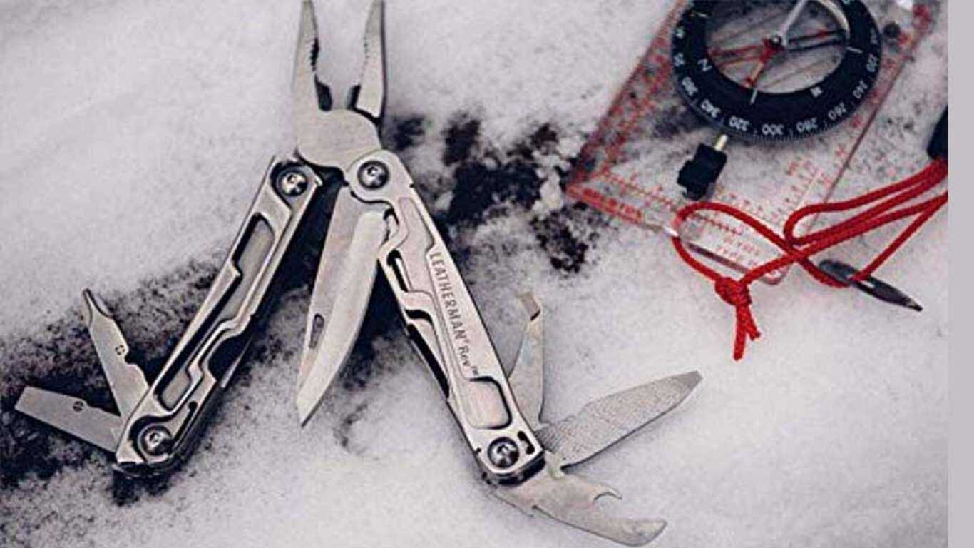 Pince multifonctions Rev Leatherman