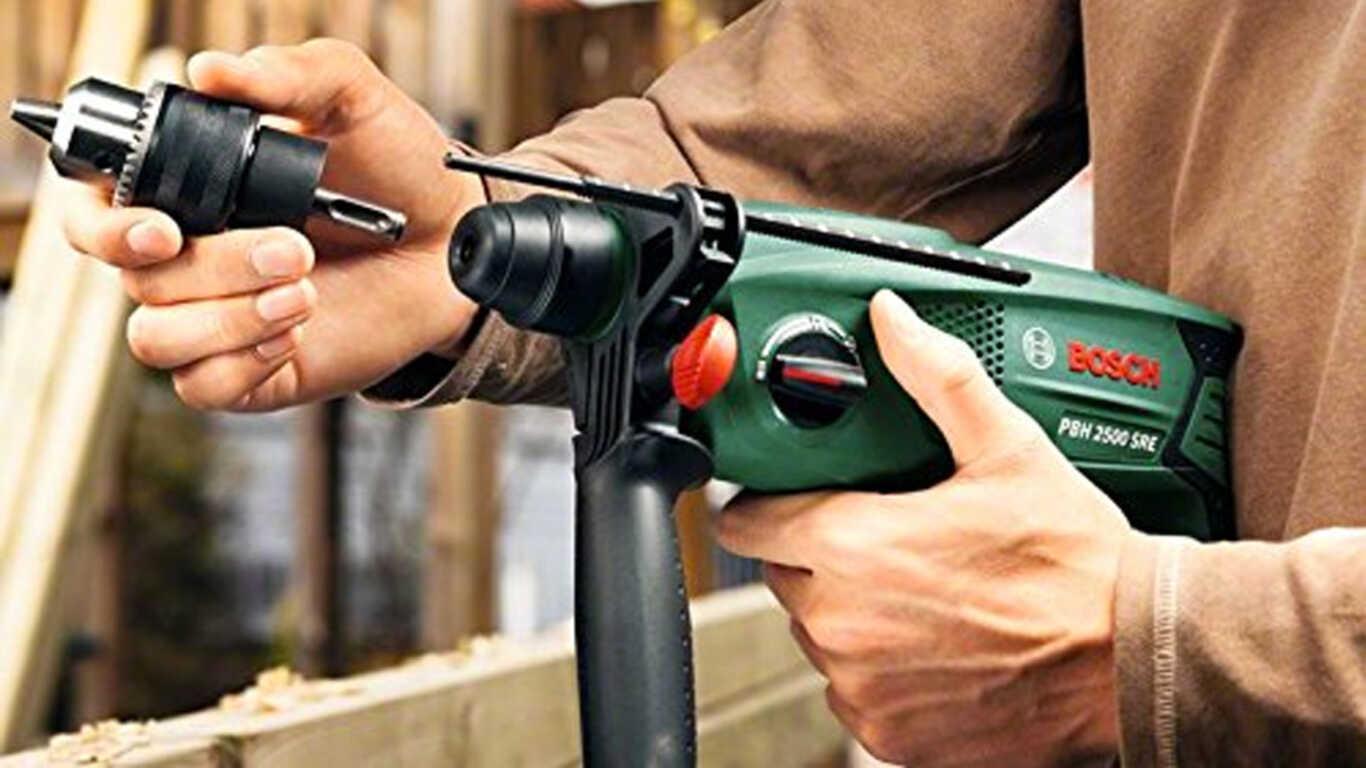 perforateur PBH 2500 SRE Universal Bosch