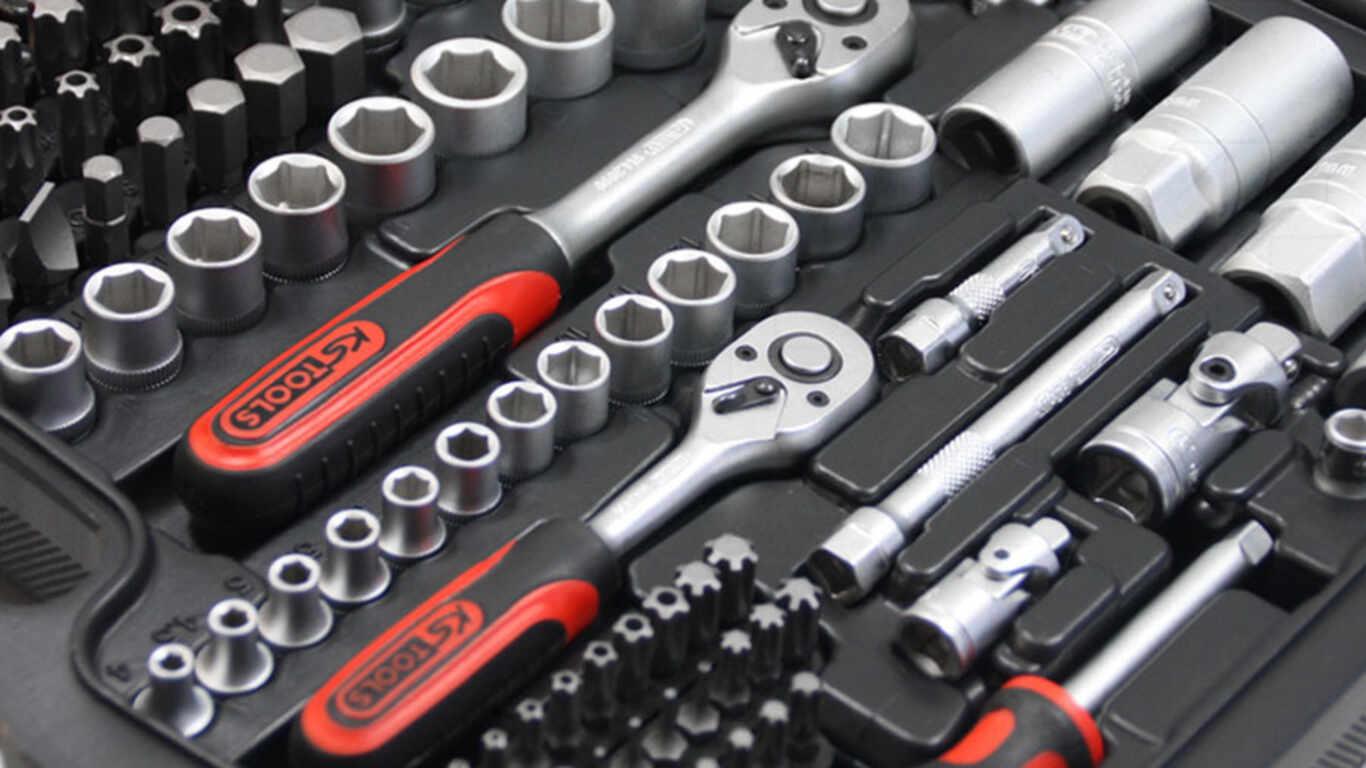 coffret douilles KS Tools promotion pas cher