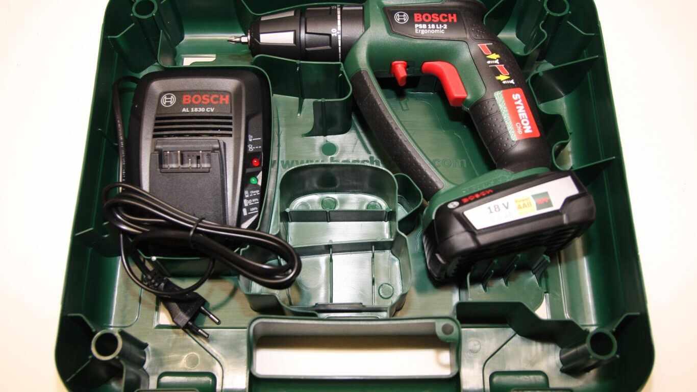 Test de la perceuse visseuse percussion sans fil psb 18 li 2 ergonomic bosch perceuse - Bosch psb 18 li 2 ...