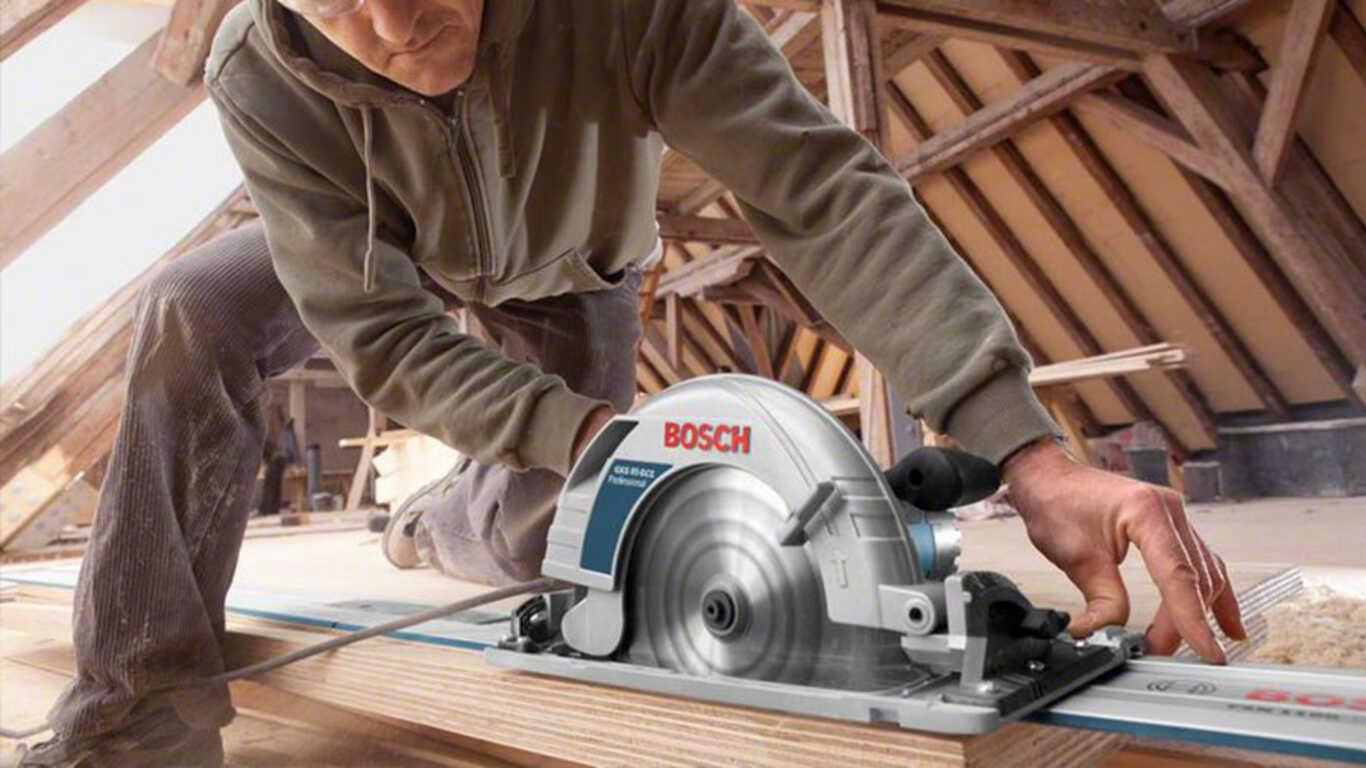 Comparatif des meilleures scie circulaires Bosch pas cher