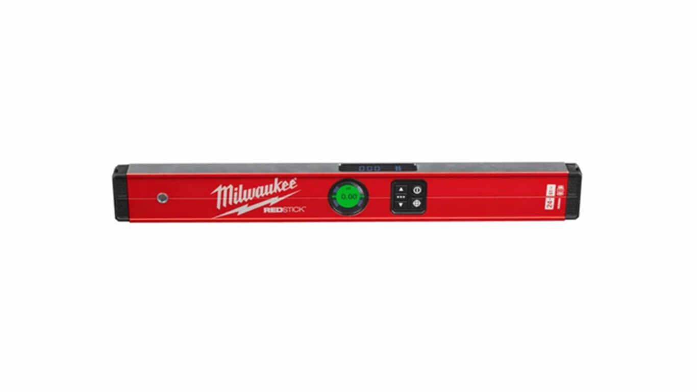 Niveau à bulles digital Milwaukee REDSTICK 60 cm 4933471978