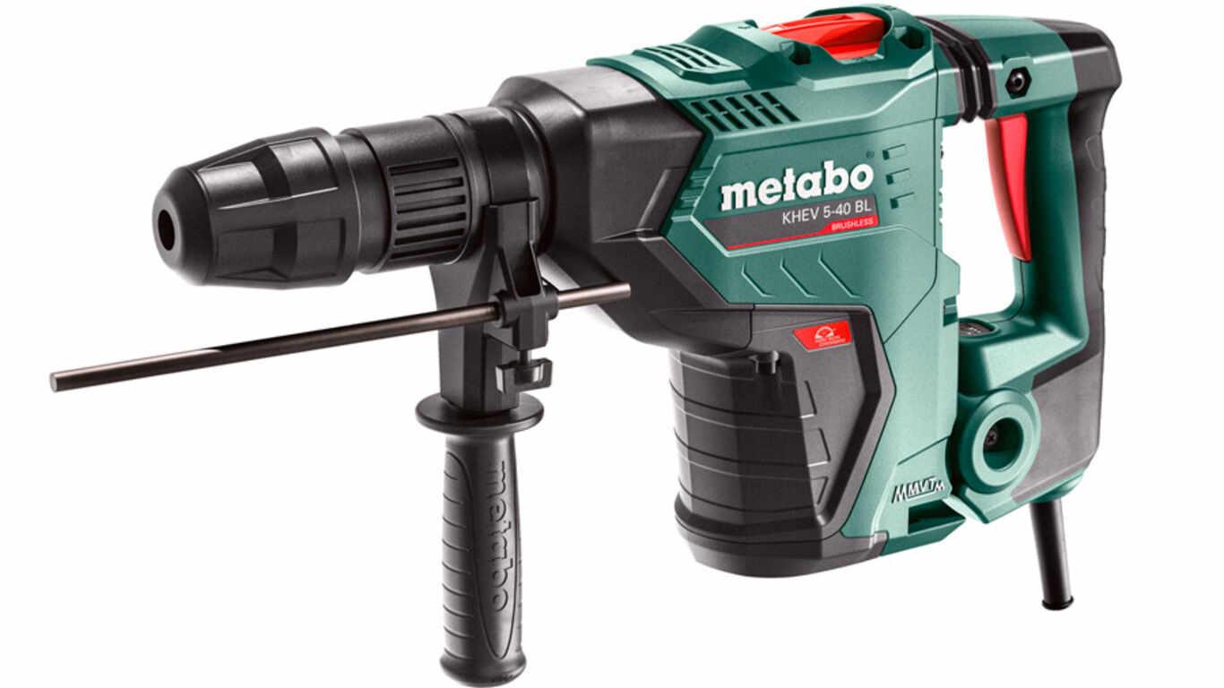 Perforateur burineur SDS-Max filaire KHEV 5-40 BL Metabo