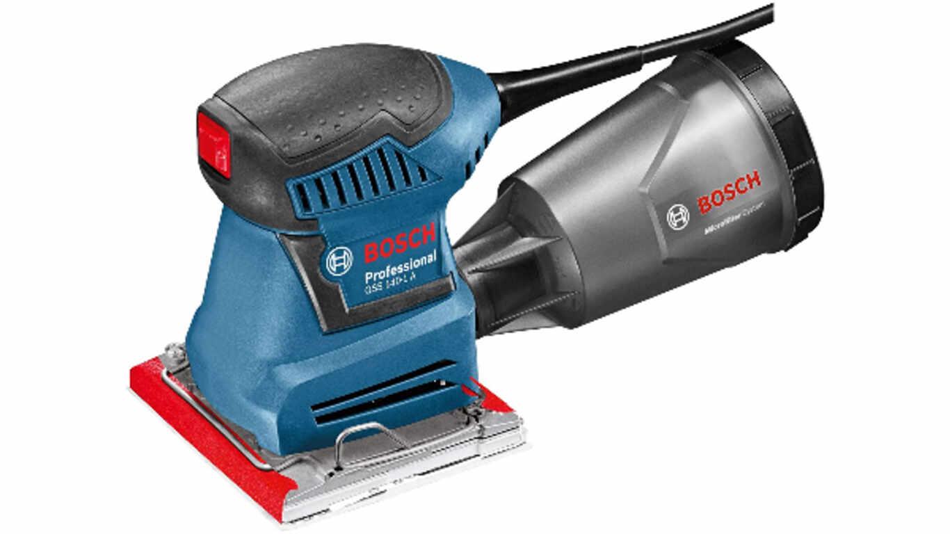 Scie vibrante Bosch 180 W GSS140A