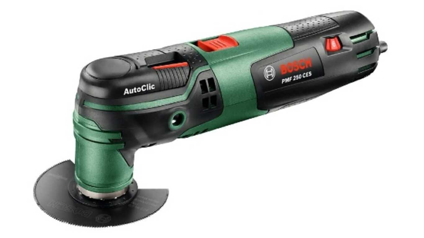 Outil multifonctions Bosch PMF 250 CES