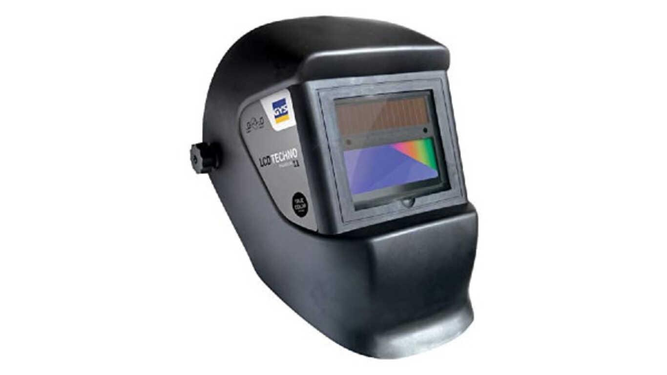 Casque de soudeur GYS LCD TECHNO 11 TRUE COLOR 064997
