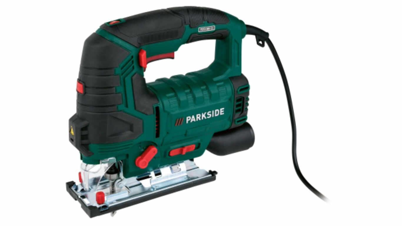 Scie sauteuse à mouvement pendulaire Parkside PSTD 800 C3