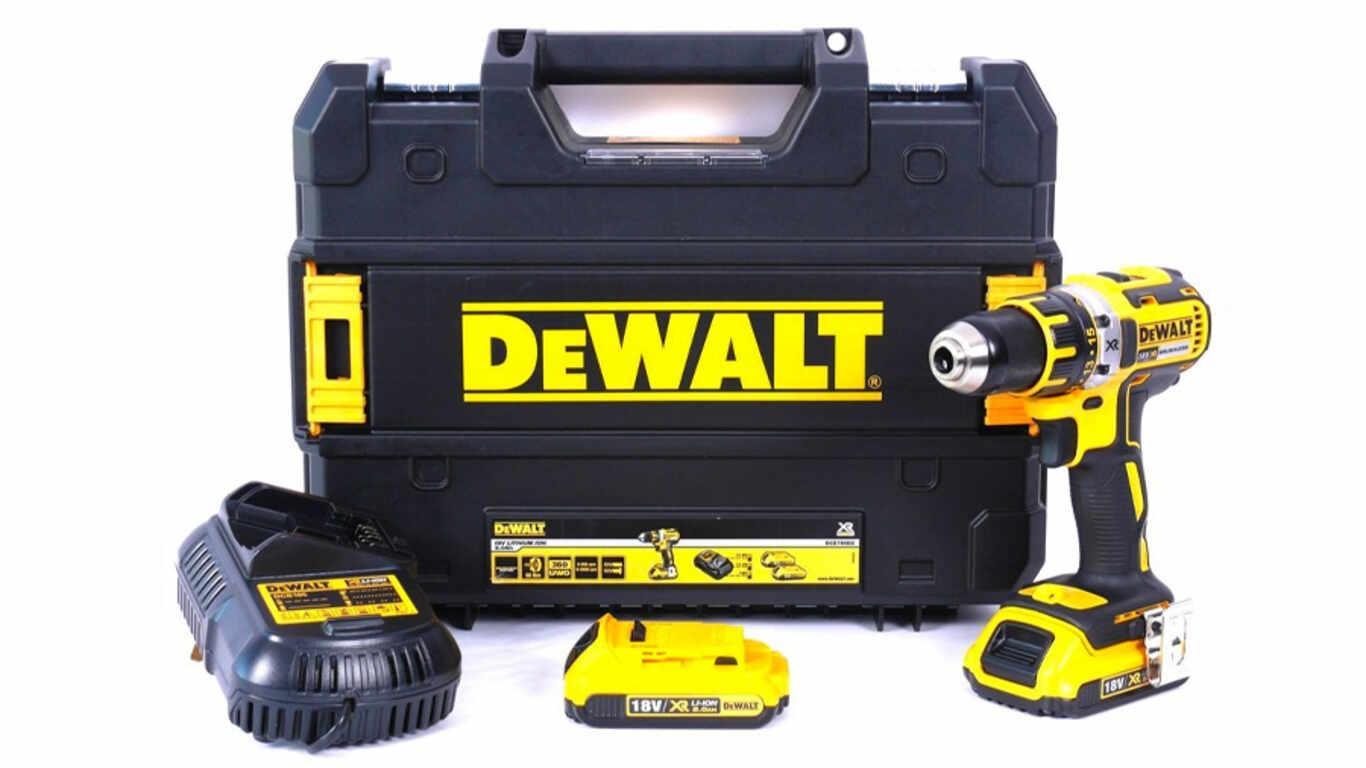 Perceuse visseuse DCD790D2-QW Dewalt