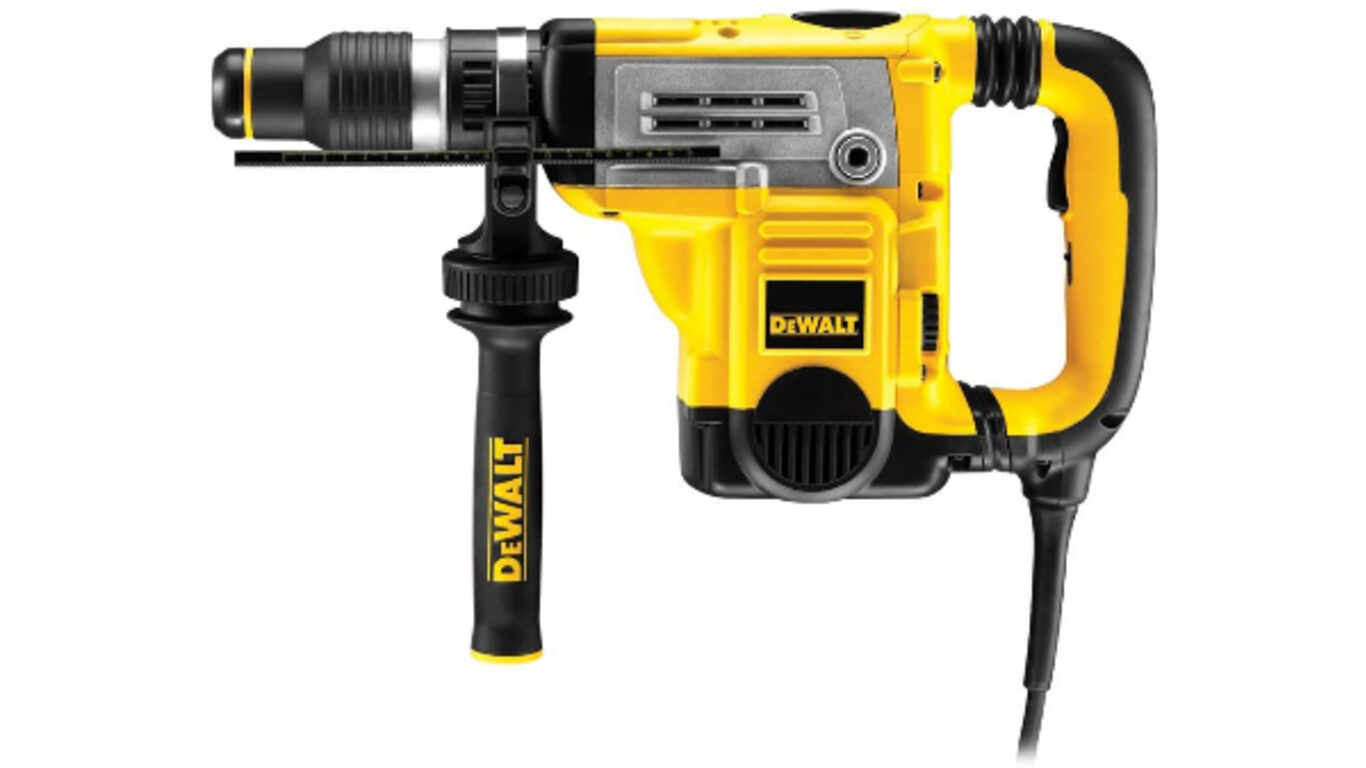 Perforateur burineur 1250 W SDS-Max-D25601K Dewalt