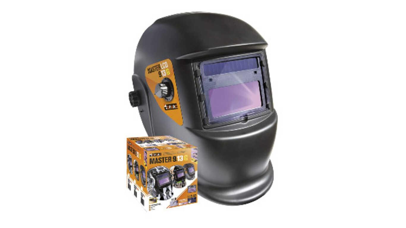 Masque de soudure LCD MASTER 9/13 de GYS