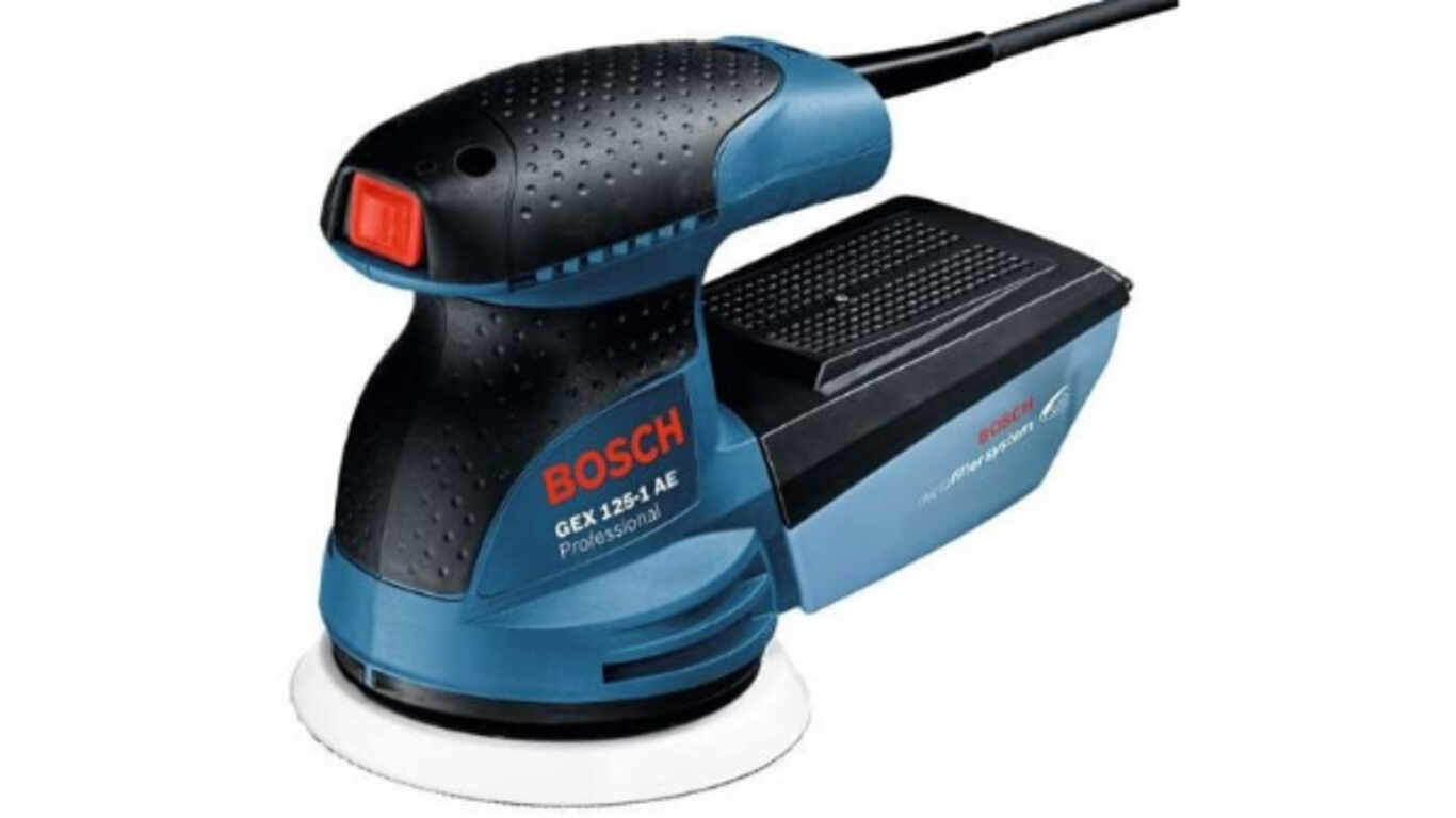 Ponceuse excentrique GEX 125-1 AE Bosch Professional