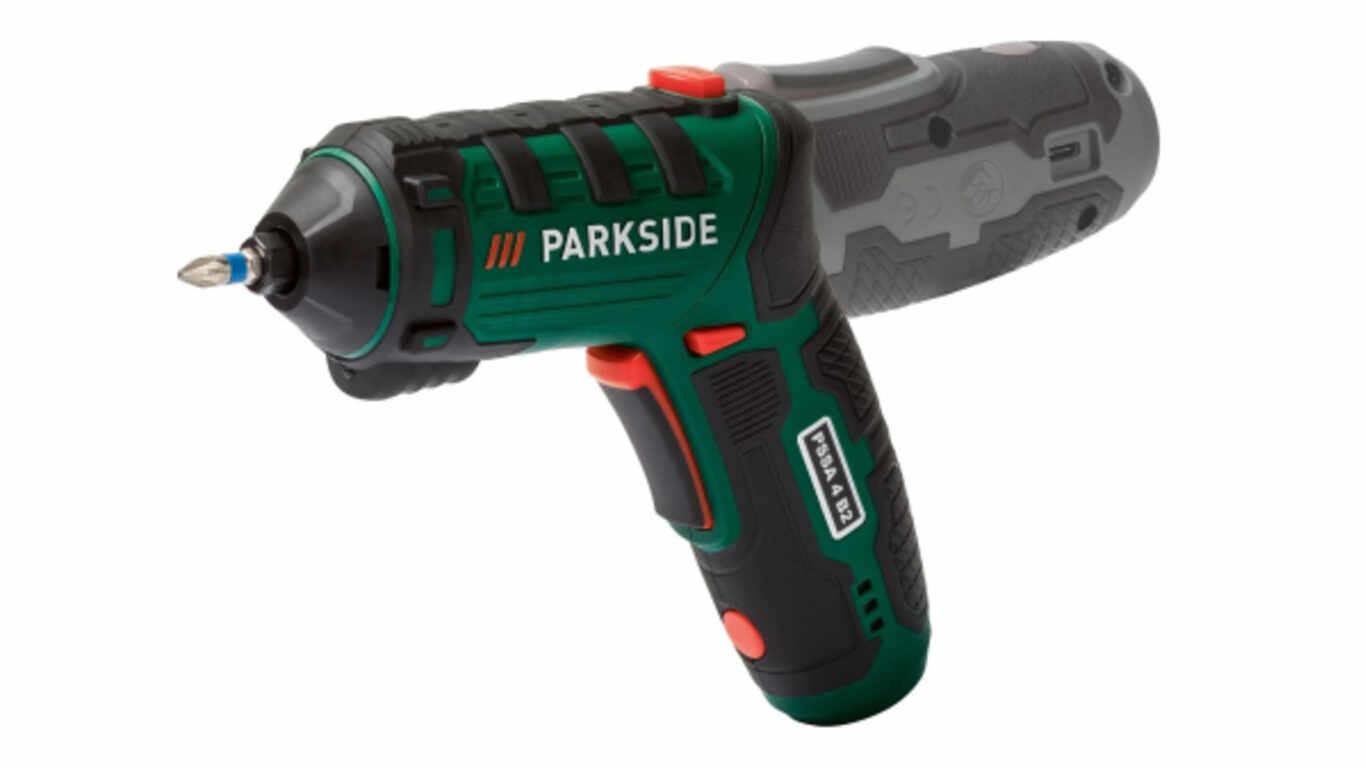 Visseuse sans fil Parkside PSSA 4 B2