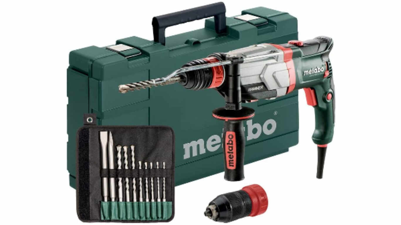 Perceuse à percussion Metabo UHEV 2860-2 Quick