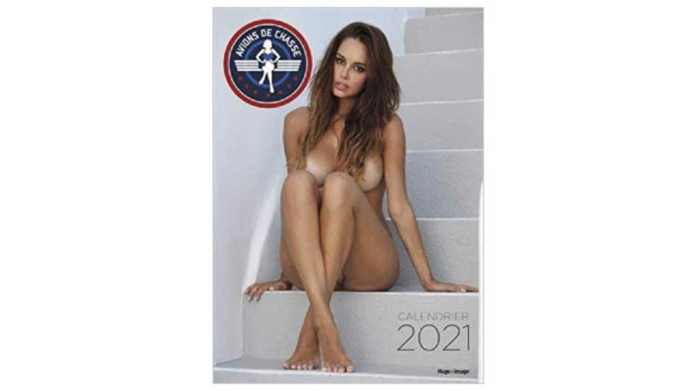 Calendrier avion de chasse 2021