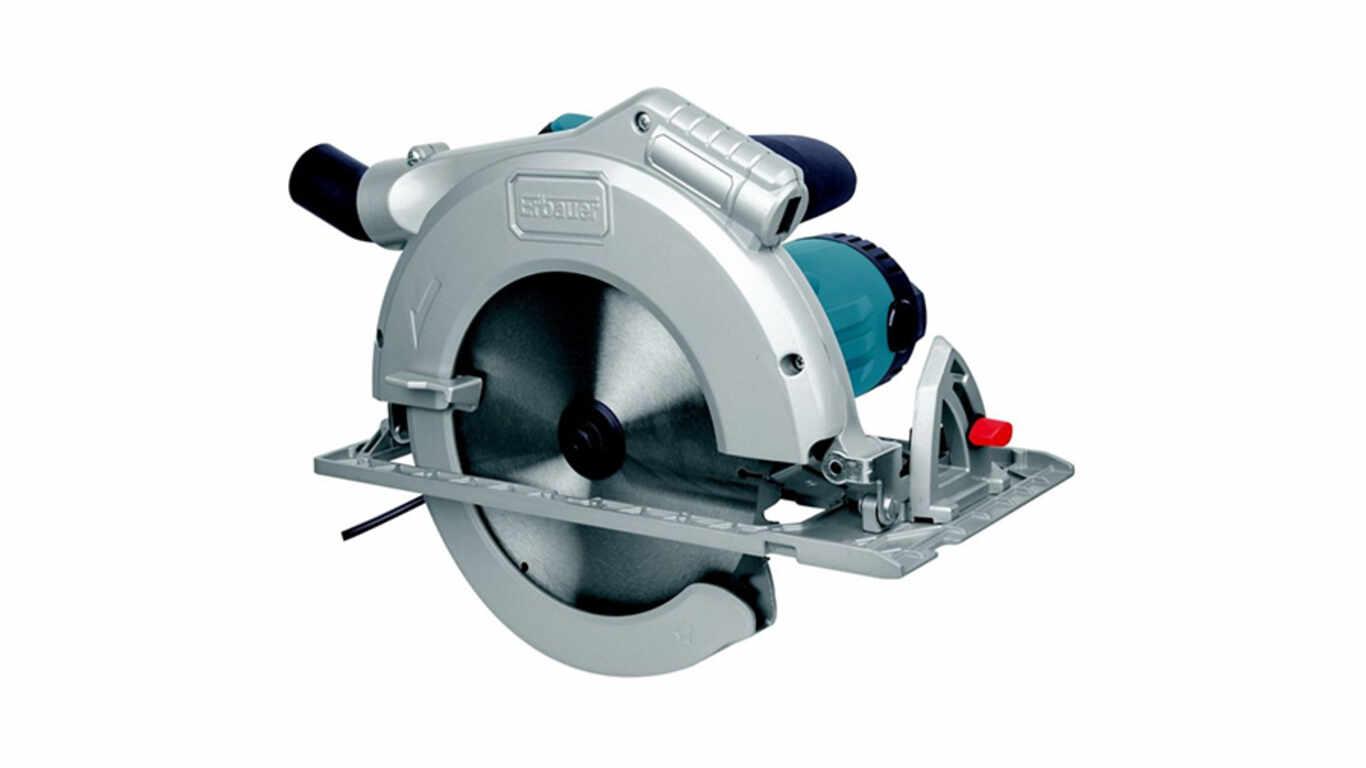 Scie circulaire filaire 2000 W Erbauer ECS2000 3663602795858