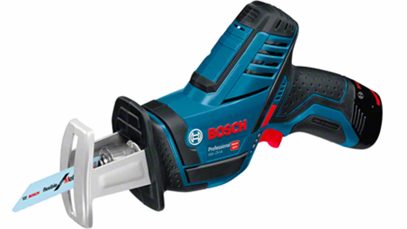 Scie sabre sans fil GSA 12V-14 060164L976 Bosch