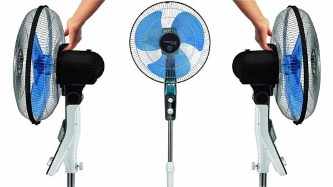 Ventilateur Anti-moustique Rowenta VU4210F0