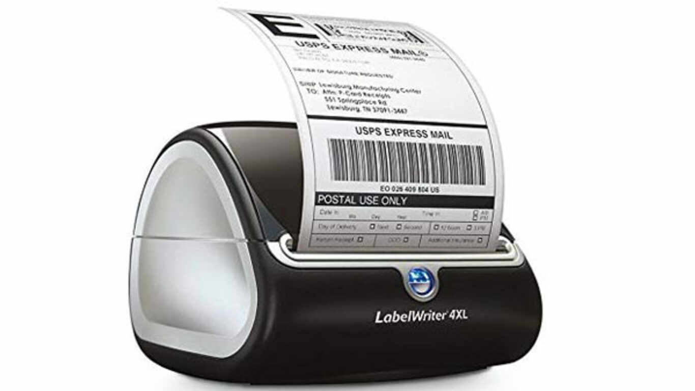 Étiqueteuse DYMO LabelWriter 4XL