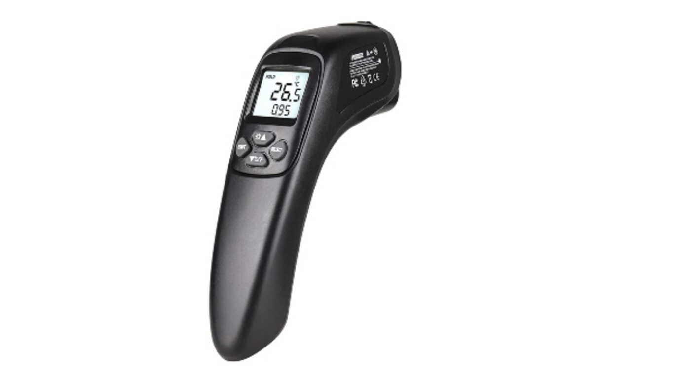 Le thermomètre infrarouge ORA6768538051997CC KKmoon