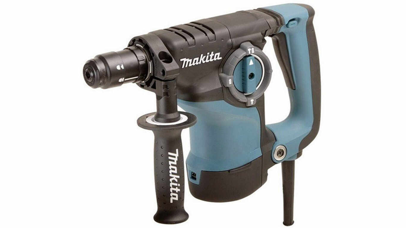Perforateur filaire SDS Plus Makita HR2811FT