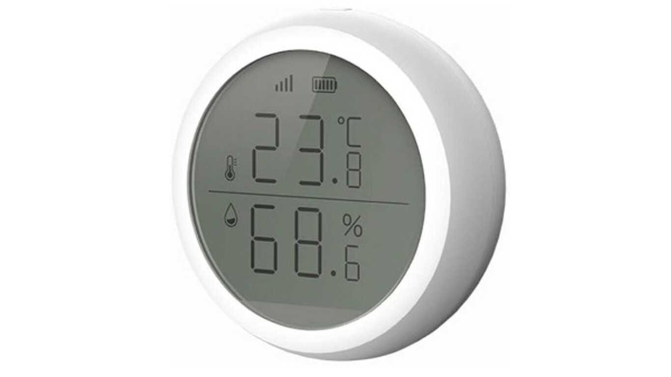 Le capteur de température XCL7556596010299ZC KKmoon
