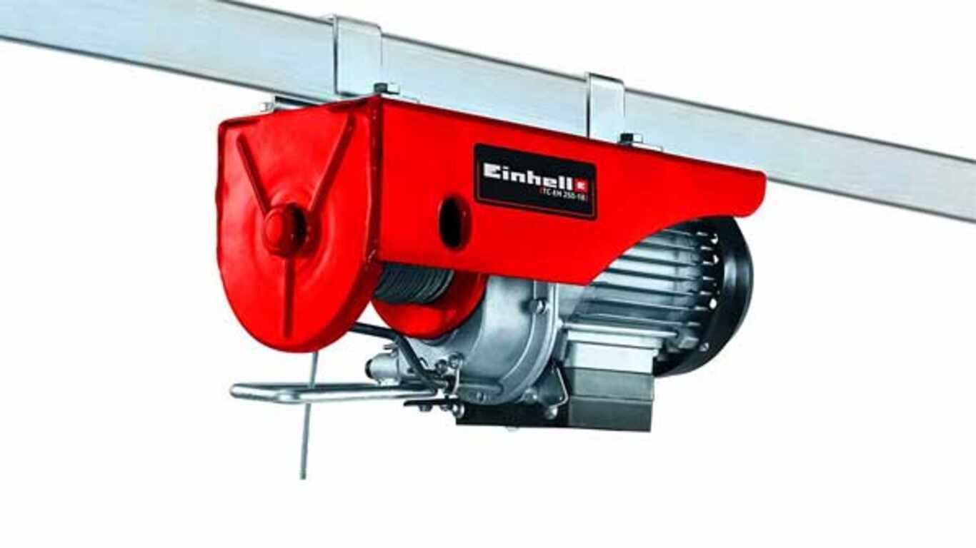 Palan électrique Einhell TC-EH 500