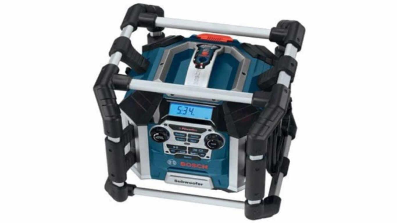 Radio de chantier bosch gml 50 Professionnal