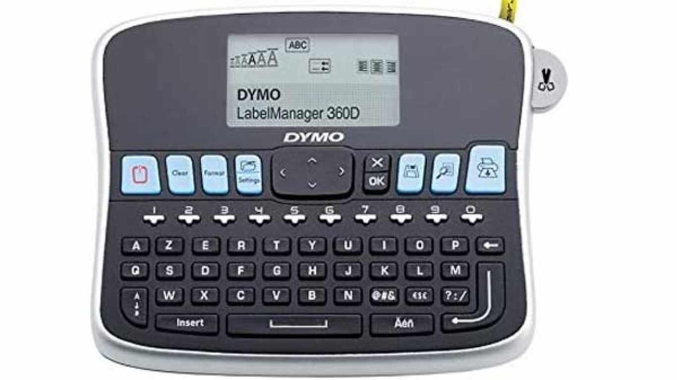 Étiqueteuse Dymo LabelManager 360D