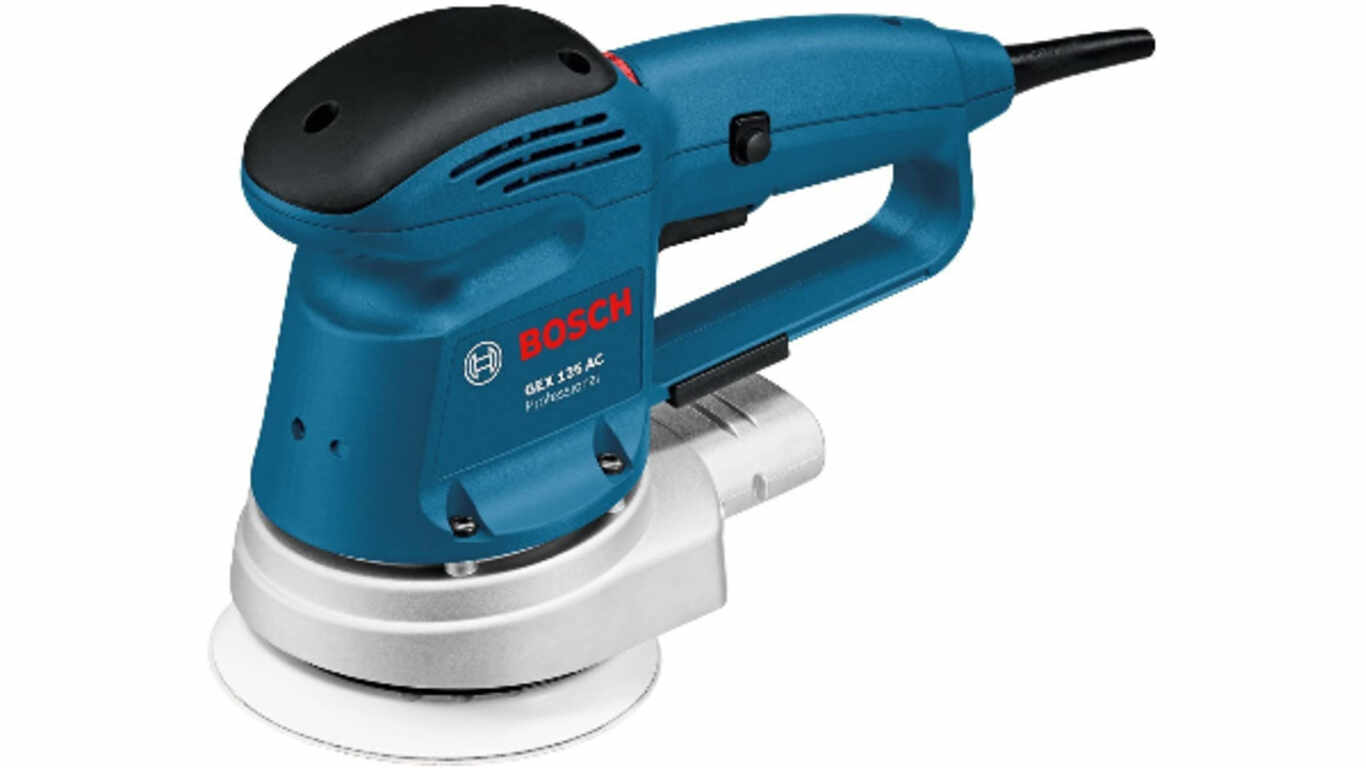 Ponceuse excentrique GEX 125 AC Bosch Professional