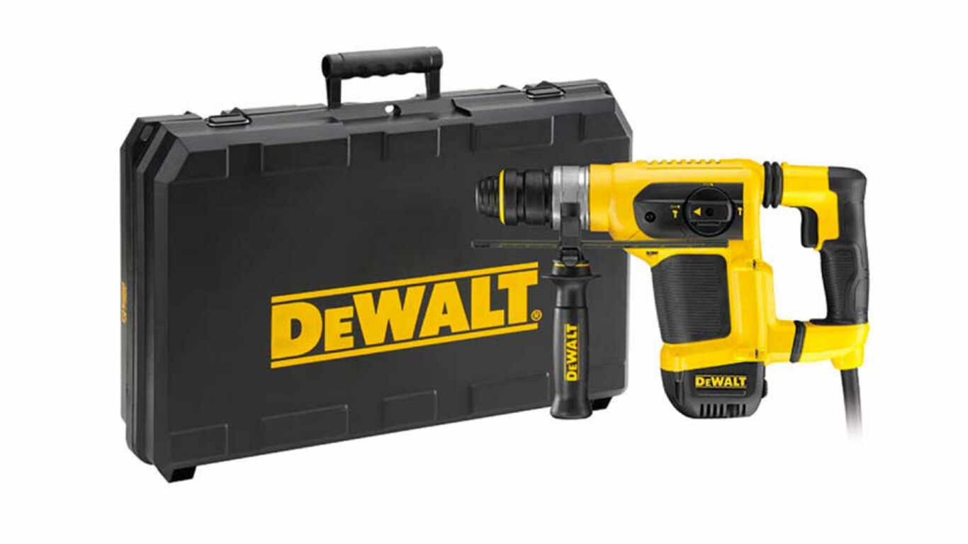 Perforateur filaire SDS Plus Dewalt D25413K-QS